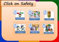 Click on Safety