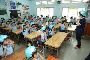 Abbott Helmets for Families Kick-Off 2017