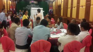 YARS AusAid Launch Siem Reap AIP Foundation Road Safety