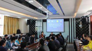 Walk Wise Stakeholder Meeting April 2017 China