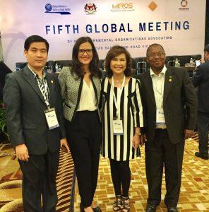 AIP Foundation at 2017 NGOs Meeting Kuala Lumpur Malaysia