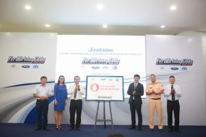 AIP Foundation Ford Driving Skills for Life Vietnam June 2017