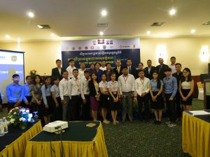 Safety Delivered launch cambodia