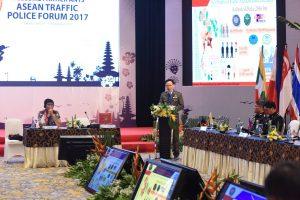 Second ASEAN Traffic Police Forum LDP November 2017