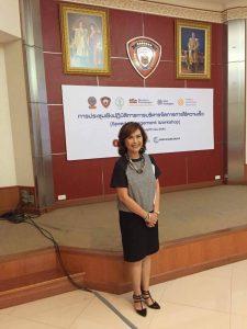 WRI Speed Management Workshop Bangkok LDP #Fongpapia November 2017