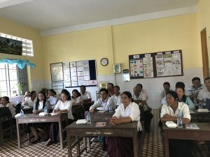 safety delivered teacher training phnom penh november 2017