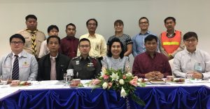 Global Road Safety Partnership (GRSP), with the World Health Organization, ThaiRoads, Legal Development Program in Thailand
