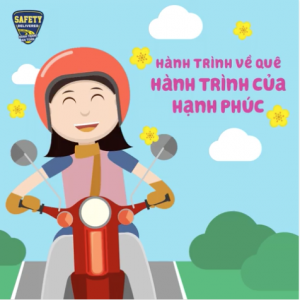 One of the interactive GIFs disseminated as part of the Safety Delivered media campaign.