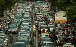 Bangkok government announces major speed limit reductions on critical roads in the city.
