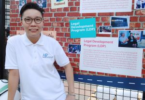 AIP Foundation Thailand Country Manager Oratai Junsuwanaruk, who spoke with FM 99.5 about our recent initiatives.