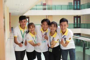 Newly minted road safety ambassadors during the Safety Delivered capacity-building workshop.