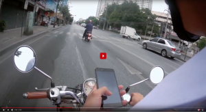 AIP Foundation's Safety Delivered program launches the second in its series of distracted driving public awareness videos in Thailand.