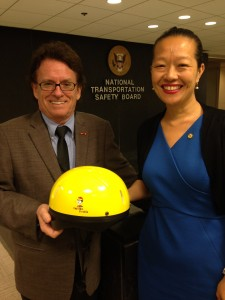 President and Founder, Greig Craft and NTSB Vice Chairman, Tho Bella Dinh-Zarr